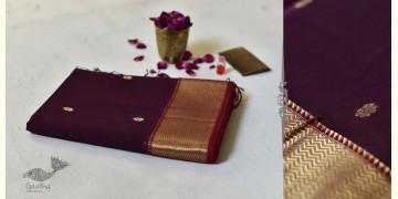 Meghaduta ❧ Maheshwari Silk Saree ❧ 13