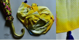 Amber Skies ☂ Tie & Dyed Stole ☂ 1