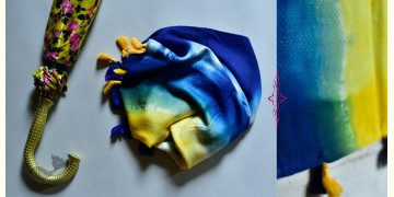 Amber Skies ☂ Tie & Dyed Stole ☂ 11