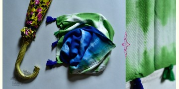Amber Skies ☂ Tie & Dyed Stole ☂ 15