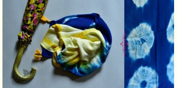 Amber Skies ☂ Tie & Dyed Stole ☂ 6