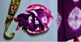 Amber Skies ☂ Tie & Dyed Stole ☂ 7