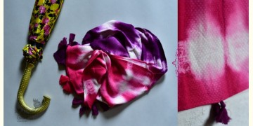 Amber Skies ☂ Tie & Dyed Stole ☂ 9