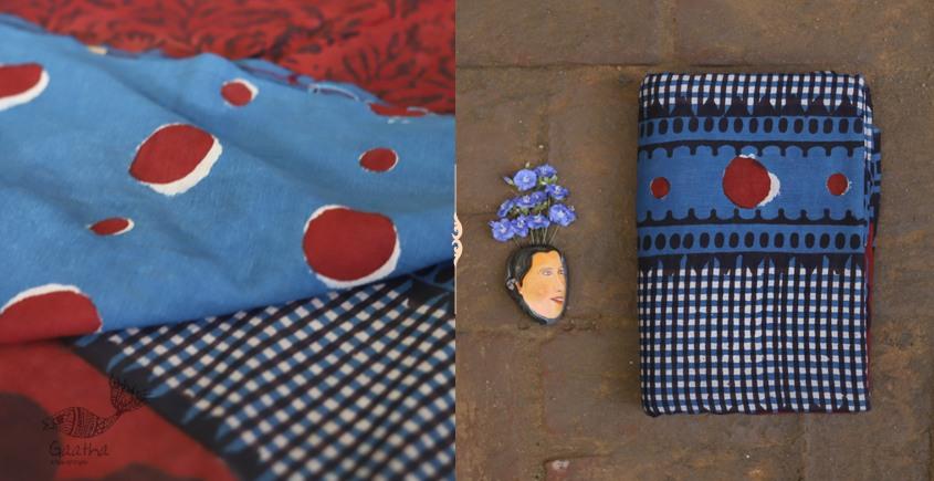 Kusuma.Priya ✮ Natural Color ✮ Cotton Saree ✮ 5