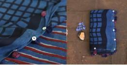 Kusuma.Priya ✮ Natural Color ✮ Linen Saree ✮ 1