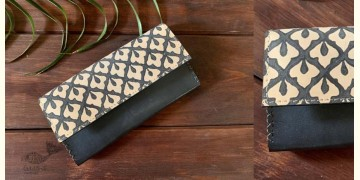 रिक्त . Rikt | Leather Hand Bag ♠ Nala - the clutch wallet ♠ 9