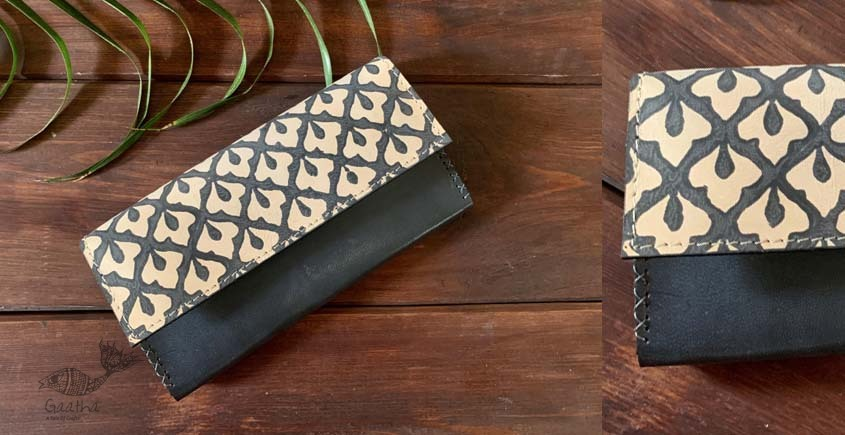 Buy online Leather Purse - NALA- the clutch wallet