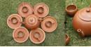shop online Terracotta Handmade Kitchenware - Designer Tea Set