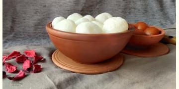 Rivayat ⧆ Handmade Terracotta ⧆ Serving Bowl ⧆ 35