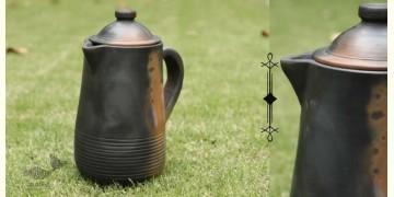 Rivayat ⧆ Handmade Terracotta ⧆ Jug- Double baked  ⧆ 24