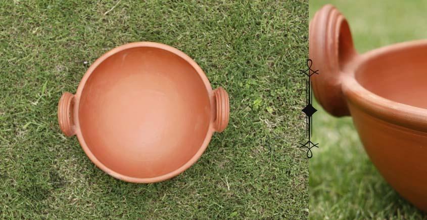 shop online Terracotta Handmade Kitchenware-Kadhai