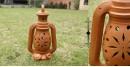 shop online Terracotta Handmade Kitchenware-Lantern- Single Baked
