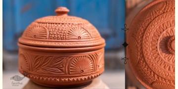 Rivayat ⧆ Handmade Terracotta ⧆ Roti Box Designer ⧆ 33