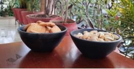 Rivayat ⧆ Handmade Terracotta ⧆ Serving Bowl - Double Baked ⧆ 37