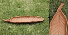 Rivayat ⧆ Handmade Terracotta ⧆ Serving Plate ⧆ 39