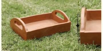 Rivayat ⧆ Handmade Terracotta ⧆ Serving Tray ⧆ 40