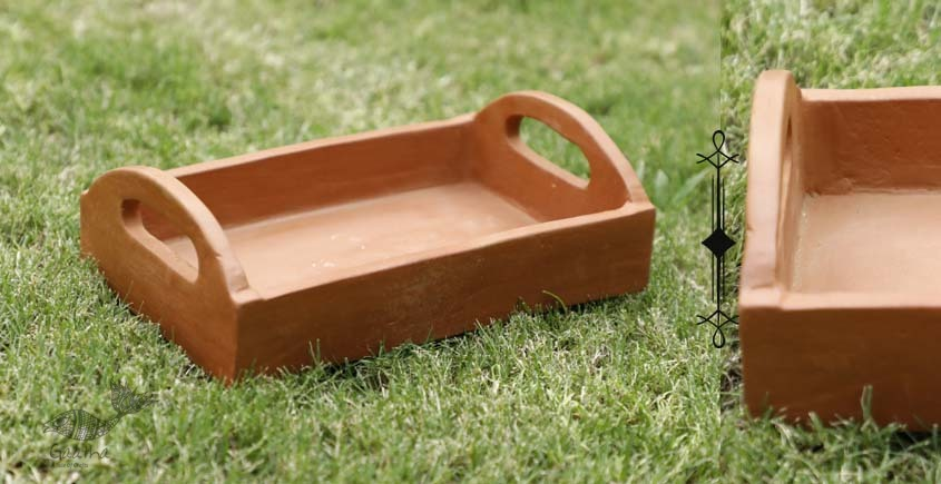 shop online Terracotta Handmade Kitchenware Serving Tray