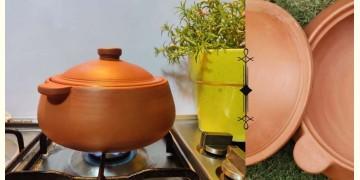 Rivayat ⧆ Handmade Terracotta ⧆ Vegetable Handi ⧆ 49