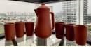shop online Terracotta Handmade Kitchenware - Aqua Set
