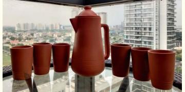 Rivayat ⧆ Handmade Terracotta ⧆ Aqua Set ⧆ 1