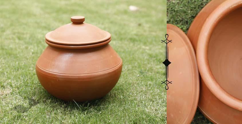 shop online Terracotta Handmade Kitchenware - Biryani Handi