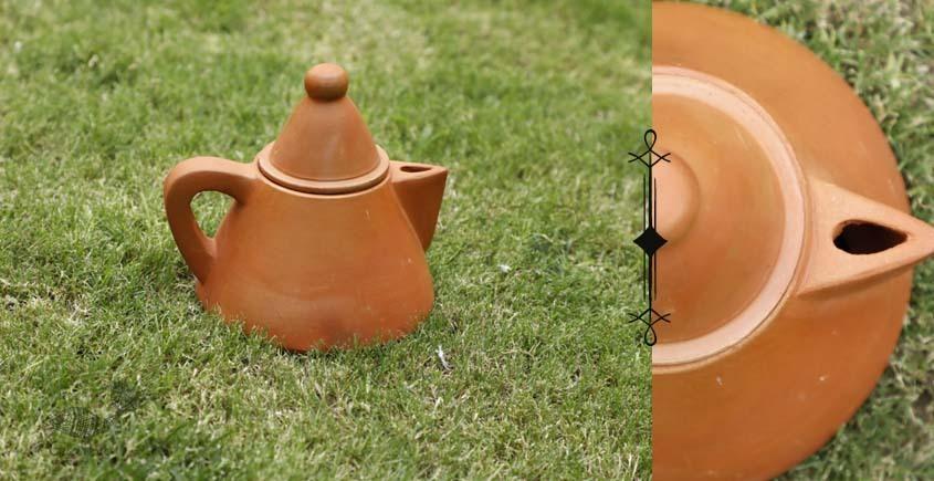 shop online Terracotta Handmade Kitchenware - Conical Tea kettle