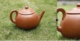 Rivayat ⧆ Handmade Terracotta ⧆ Designer Tea Kettle-Single Baked ⧆ 15