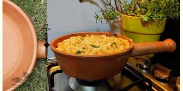 Rivayat ⧆ Handmade Terracotta ⧆ Frying Pan ⧆ 20