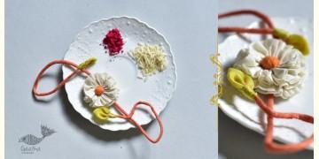 Threads of Tradition ⊛ Rakhi (Chanderi Fabric) ⊛ 4