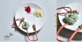 Threads of Tradition ⊛ Rakhi (Chanderi Fabric) ⊛ 8