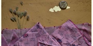 Saarang . सारंग ☁ Kota Doria Cotton Embroidered Dupatta ☁ 2