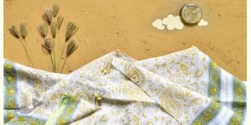 Saarang . सारंग ☁ Kota Doria Cotton Embroidered Dupatta ☁ 23