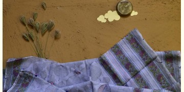 Saarang . सारंग ☁ Kota Doria Cotton Embroidered Dupatta ☁ 3