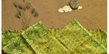 Saarang . सारंग ☁ Kota Doria Cotton Embroidered Dupatta ☁ 5