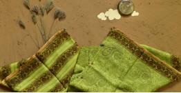 Saarang . सारंग ☁ Kota Doria Cotton Embroidered Dupatta ☁ 7