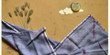 Saarang . सारंग ☁ Kota Doria Silk Embroidered Stole ☁ 14