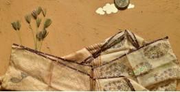 Saarang . सारंग ☁ Kota Doria Silk Embroidered Stole ☁ 17