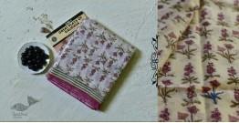 Iravati ✮  Block Printed Embroidered Kota Cotton Saree ✮ 13
