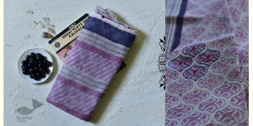 Iravati ✮  Block Printed Embroidered Kota Cotton Saree ✮ 2