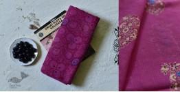 Iravati ✮  Block Printed Embroidered Kota Cotton Saree ✮ 4