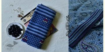 Iravati ✮  Block Printed Embroidered Kota Cotton Saree ✮ 6