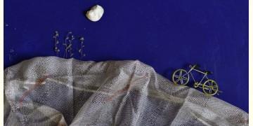 इत्तफाक ☼ Kota Doria Silk ☼ Embroidered Stole - 8