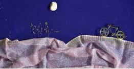 इत्तफाक ✤ Kota Doria Cotton ✤ Embroidered Dupatta - 1