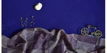 इत्तफाक ☼ Kota Doria Cotton ☼ Embroidered Stole - 23