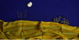 इत्तफाक ☼ Kota Doria Maheshwari ☼ Embroidered Stole - 25