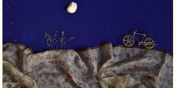 इत्तफाक ✤ Kota Doria Silk ✤ Embroidered Dupatta - 20