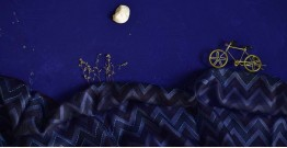 इत्तफाक ✤ Kota Doria Silk ✤ Embroidered Dupatta - 21