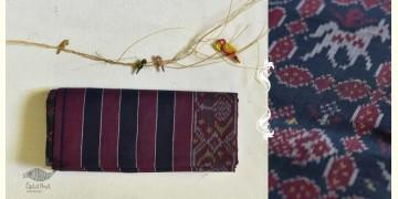 चंपा . चकली ✹ Cotton Patola Saree ✹ 24