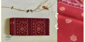चंपा . चकली ✹ Cotton Patola Saree ✹ 27