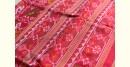 exclusive silk handwoven partola narikunj red saree